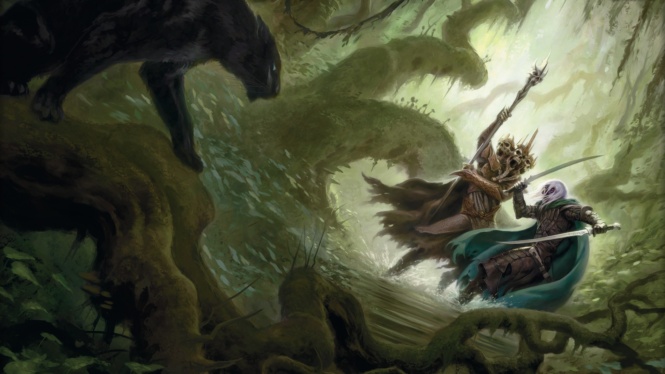 35 dungeons & dragons hd wallpapers | background images - wallpaper