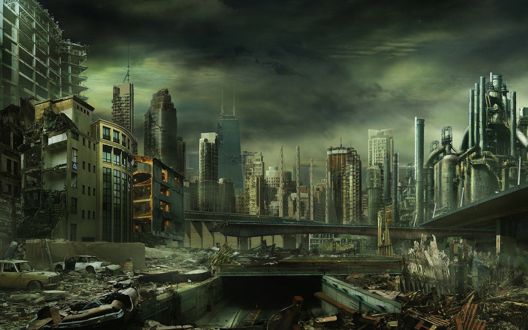 352 post apocalyptic hd wallpapers | background images - wallpaper abyss