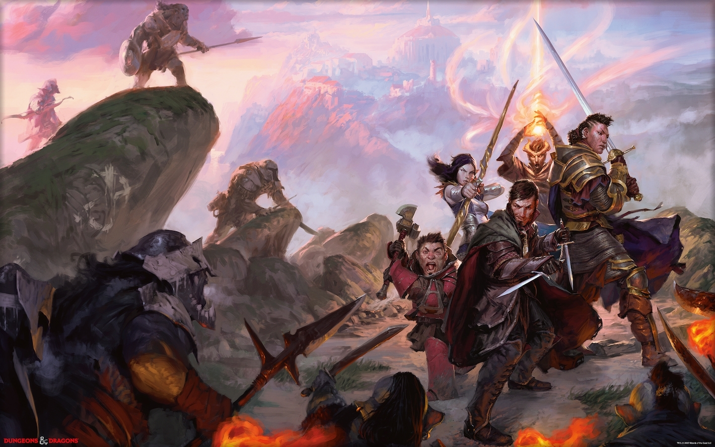 36+ best hd dungeons and dragons wallpapers | feelgrph | epic car