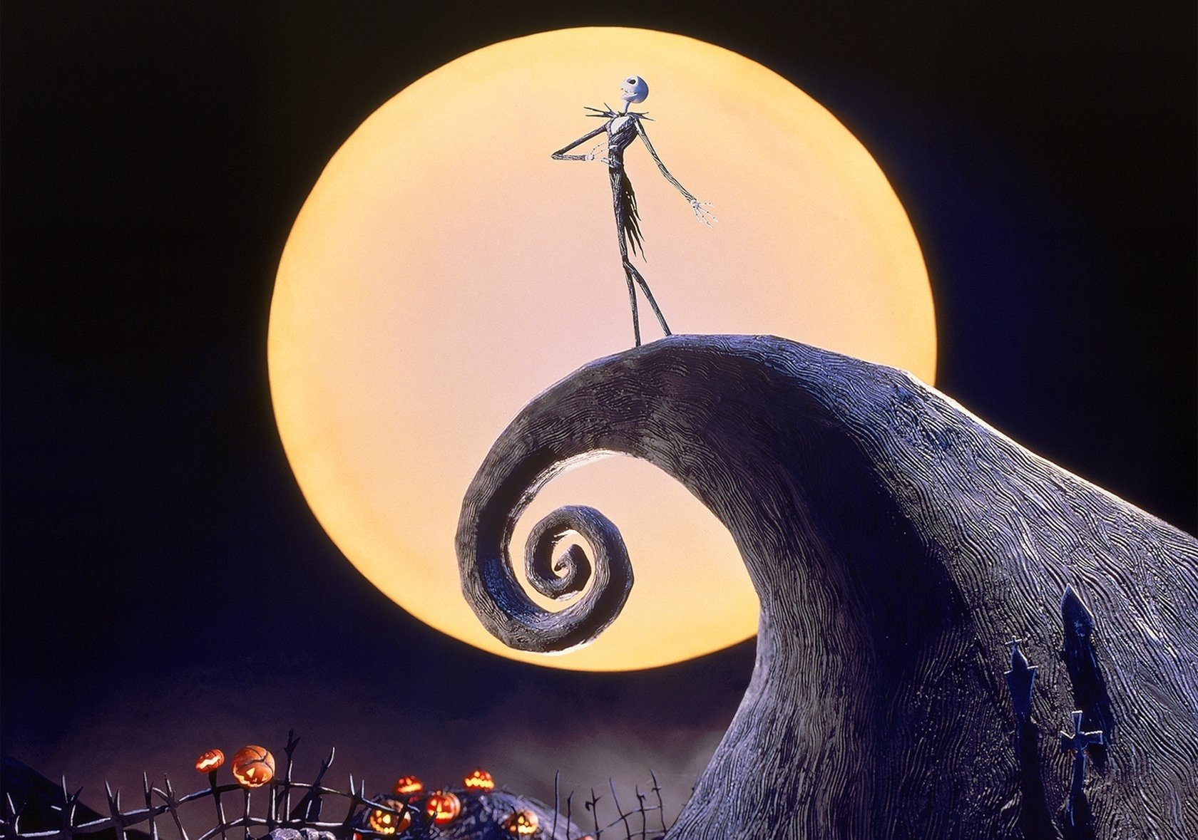 37 the nightmare before christmas hd wallpapers | background images