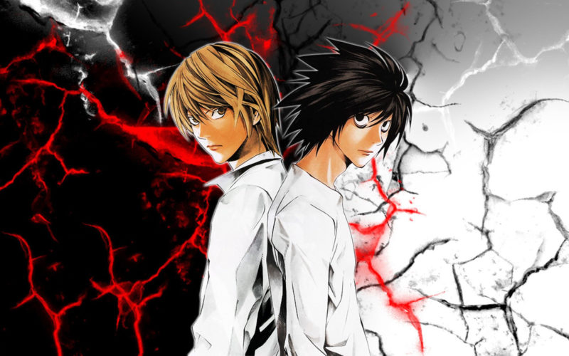 10 New Death Note Backgrounds FULL HD 1920×1080 For PC Desktop 2020 free download 376 death note hd wallpapers background images wallpaper abyss 800x500