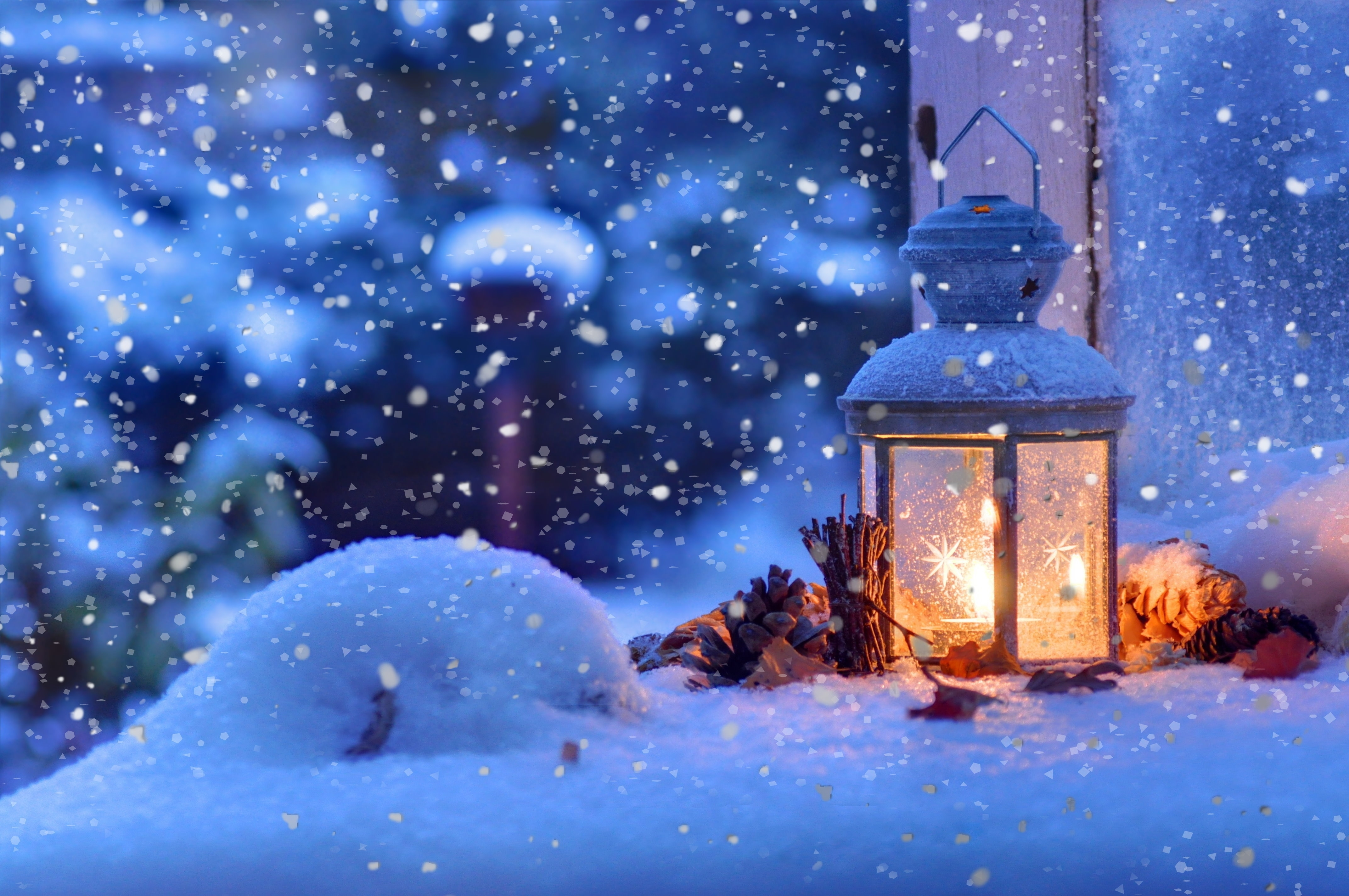 377 snowfall hd wallpapers   background images - wallpaper abyss