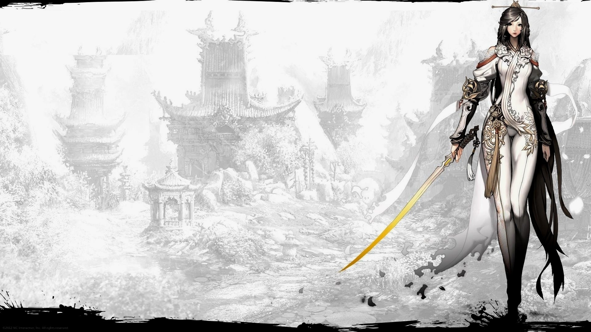 38 blade & soul hd wallpapers | background images - wallpaper abyss