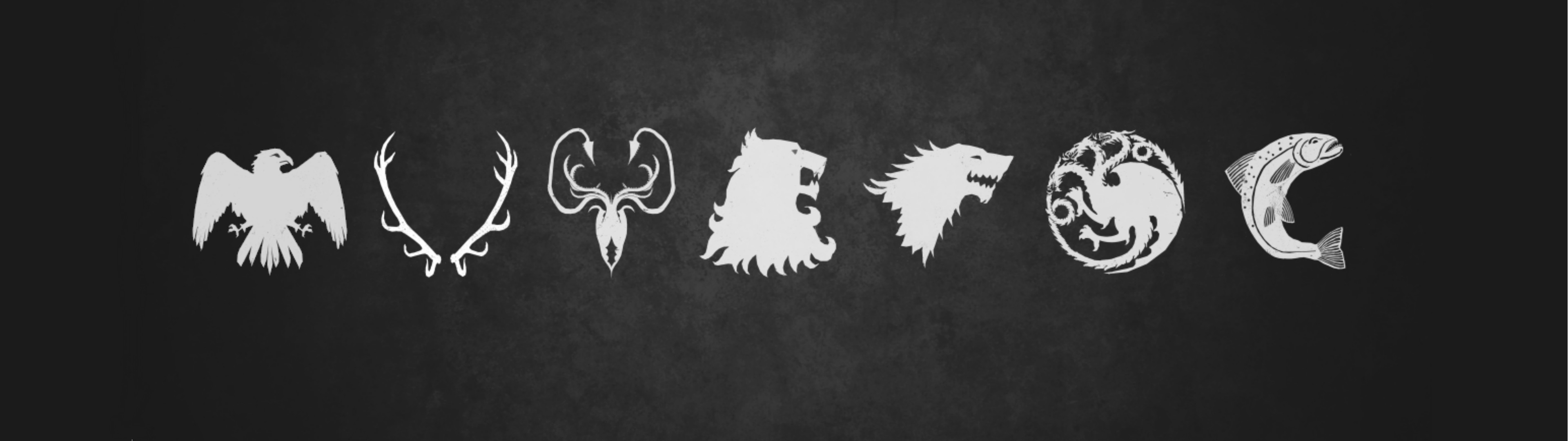 3840x1080] game of thrones : multiwall