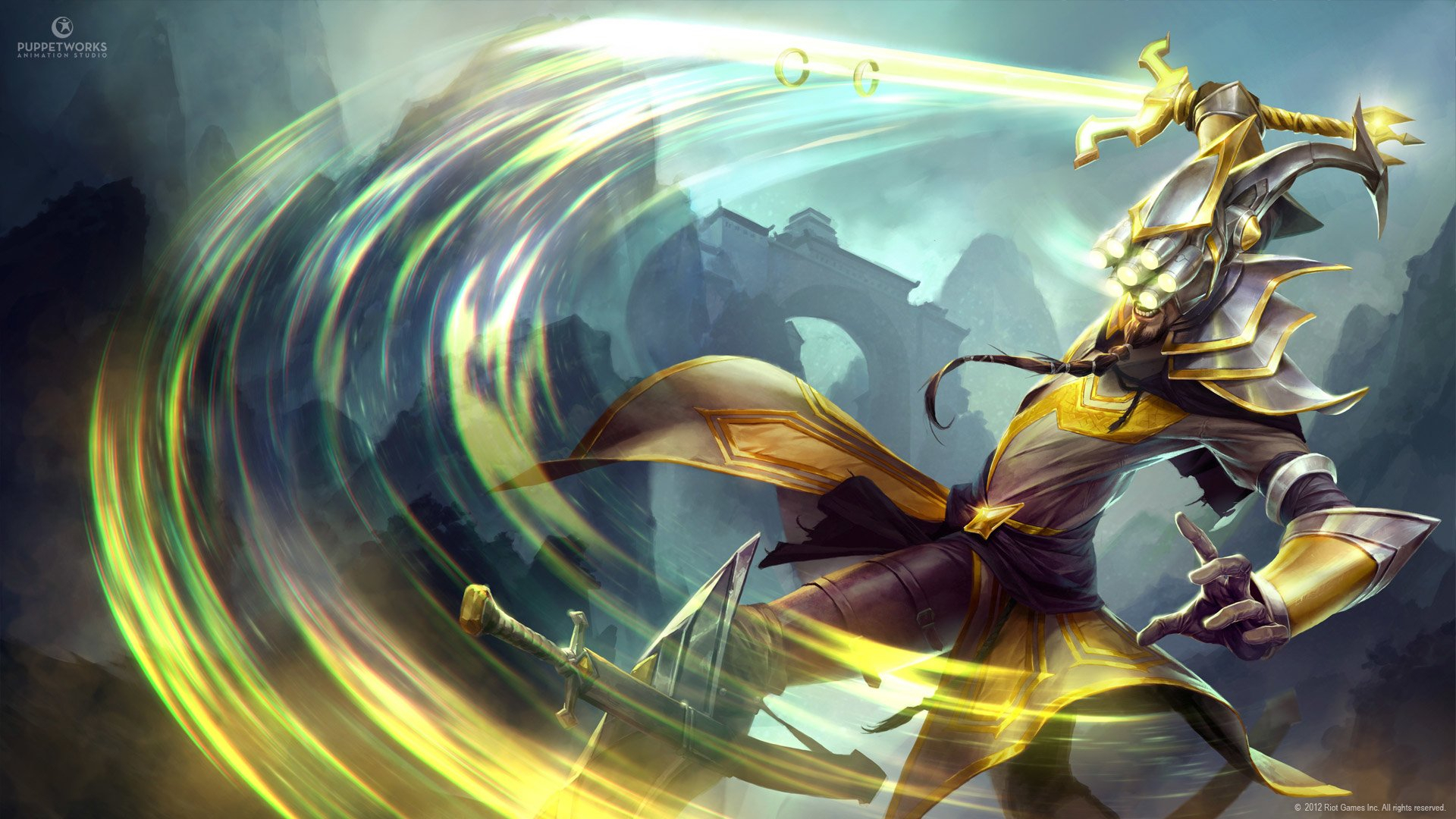 39 master yi (league of legends) hd wallpapers | background images