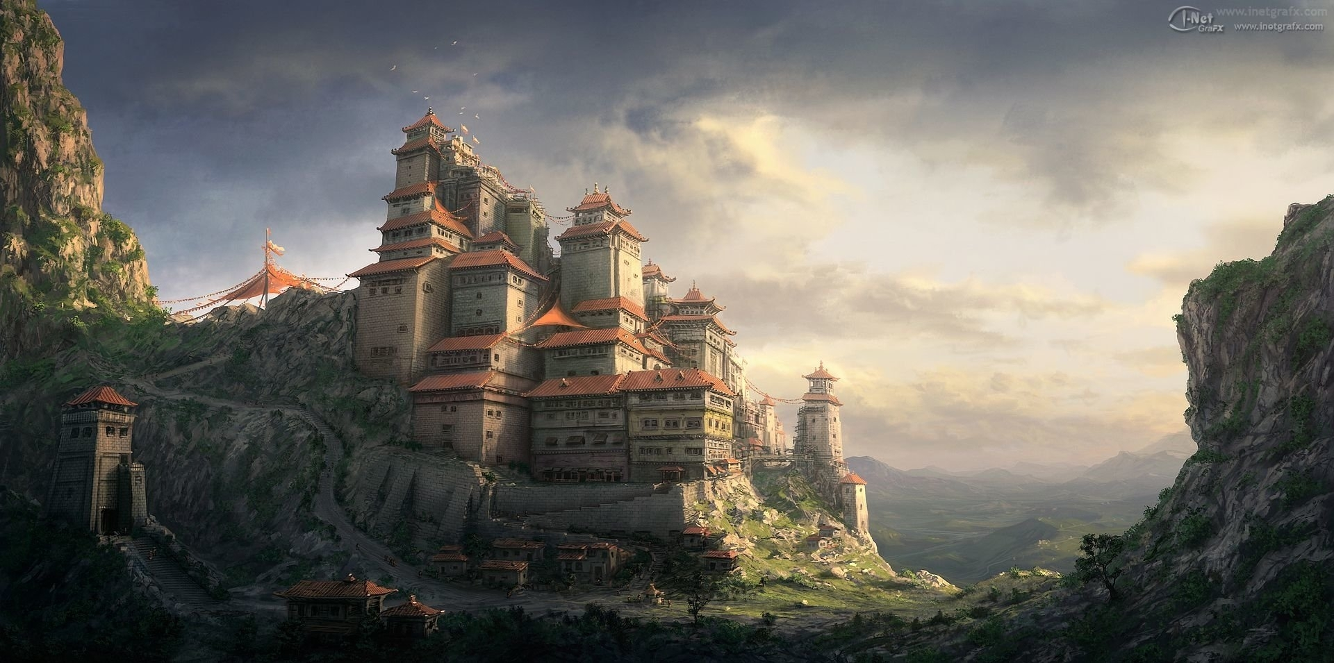 397 castle hd wallpapers   background images - wallpaper abyss
