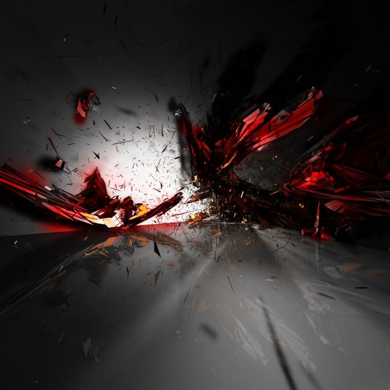 10 Latest Abstract Black And Red FULL HD 1080p For PC Background 2020 free download 3d abstract red black explosion impressive hd widescreen wallpaper 3 800x800