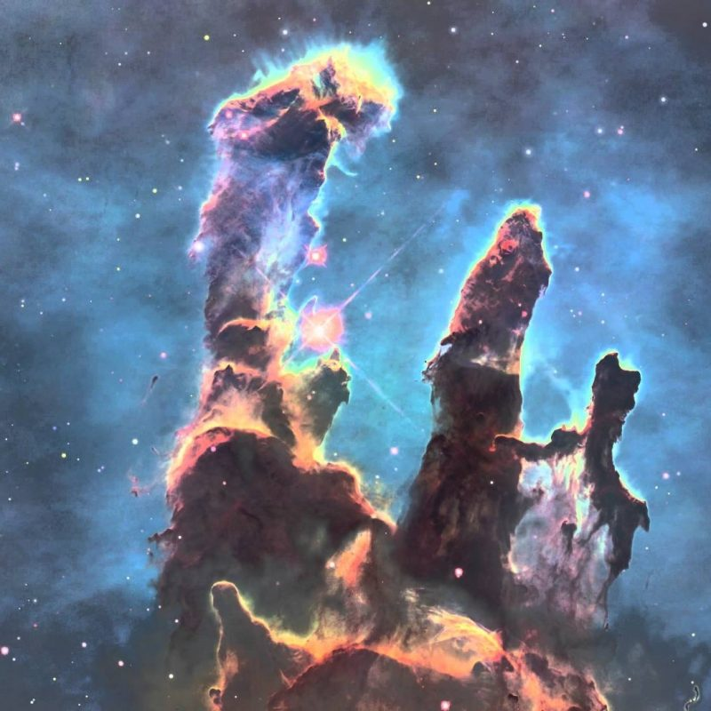 10 New Pillars Of Creation Wallpaper FULL HD 1080p For PC Background 2020 free download 3d exploration of pillars of creation youtube 1 800x800