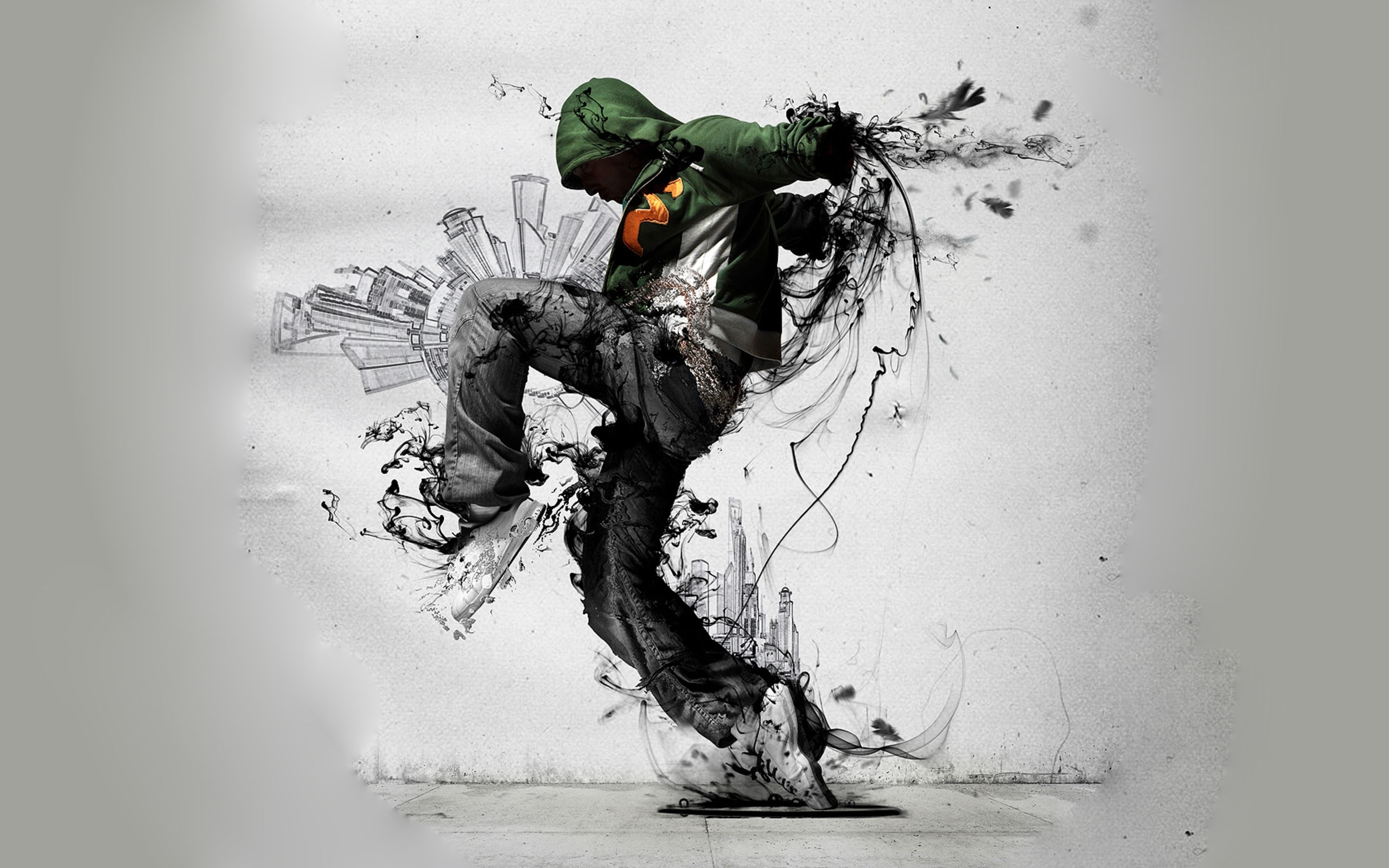 3d hd wallpaper hip-hop dance 2560×1600 - high definition wallpaper