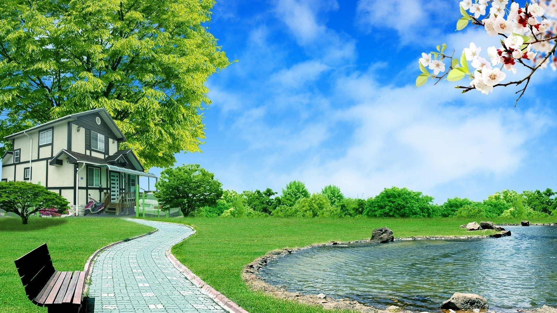 3d wallpapers hd nature: find best latest 3d wallpapers hd nature in