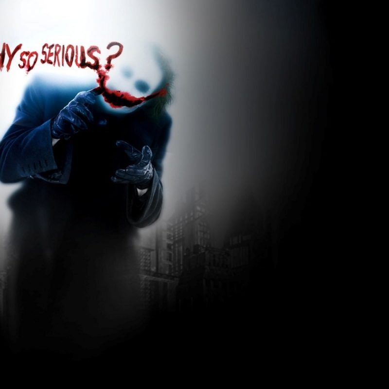 10 Latest Why So Serious Wallpapers FULL HD 1920×1080 For PC Desktop 2020 free download 3d why so serious wallpaper hd 3d and abstract wallpapers for 800x800