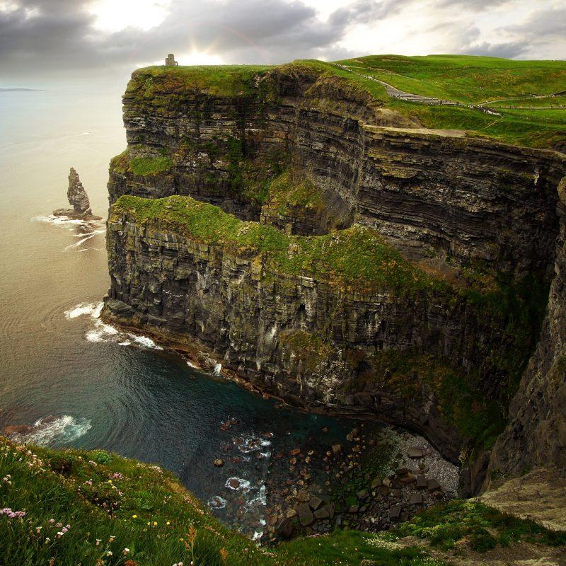 10 Best Cliffs Of Moher Wallpaper FULL HD 1920×1080 For PC Background 2020 free download 4 cliffs of moher hd wallpapers background images wallpaper abyss 800x800