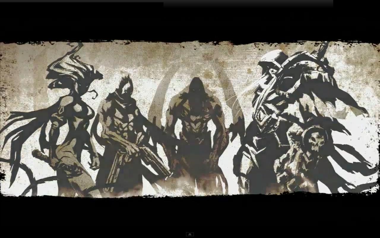 4 horsemen wallpaper and background image | 1280x800 | id:316459