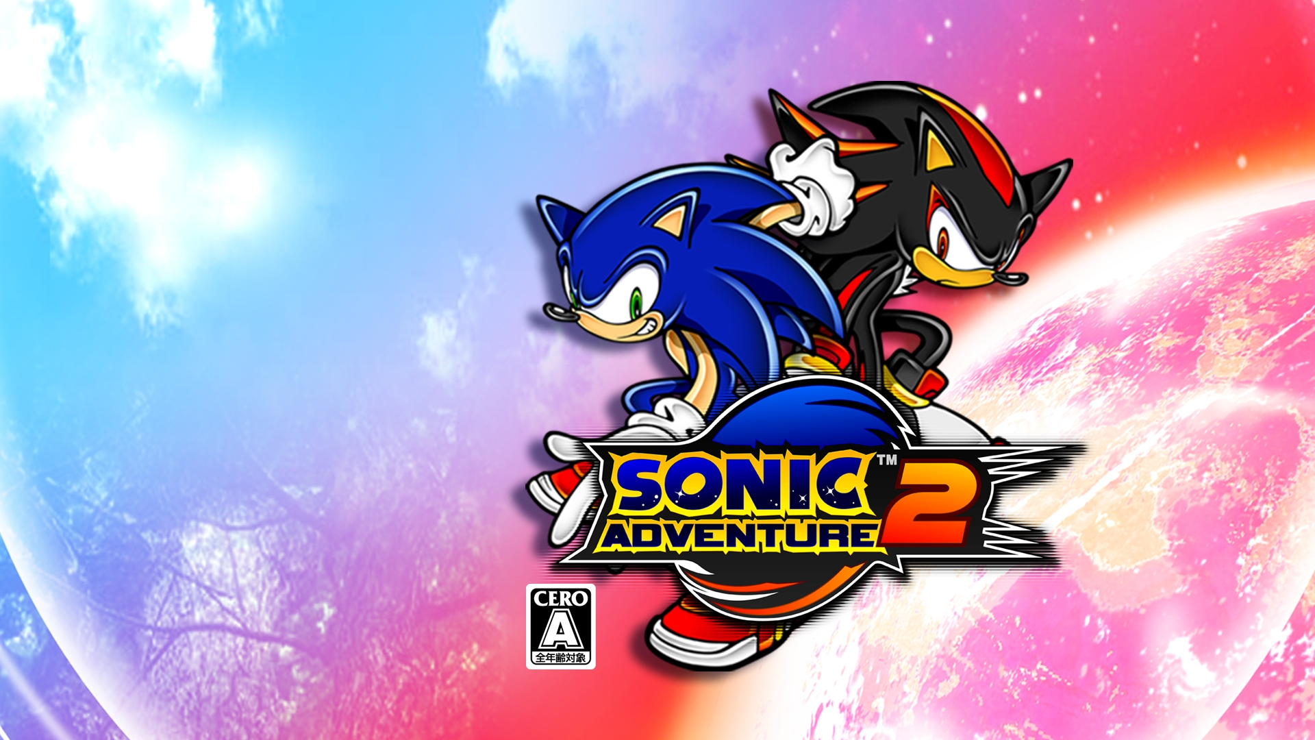 4 sonic adventure 2 hd wallpapers | background images - wallpaper abyss