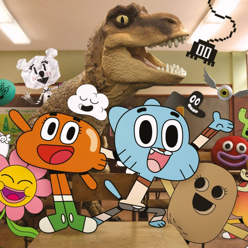 10 Best The Amazing World Of Gumball Wallpaper FULL HD 1080p For PC Desktop 2021 free download 4 the amazing world of gumball hd wallpapers background images 800x800