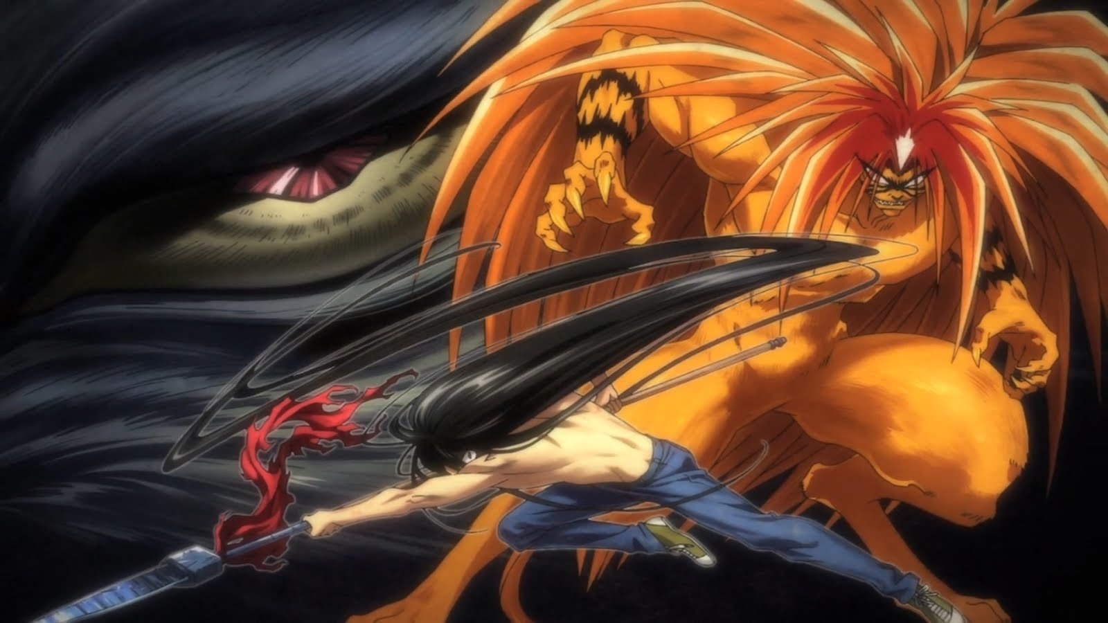 4 ushio & tora hd wallpapers | background images - wallpaper abyss