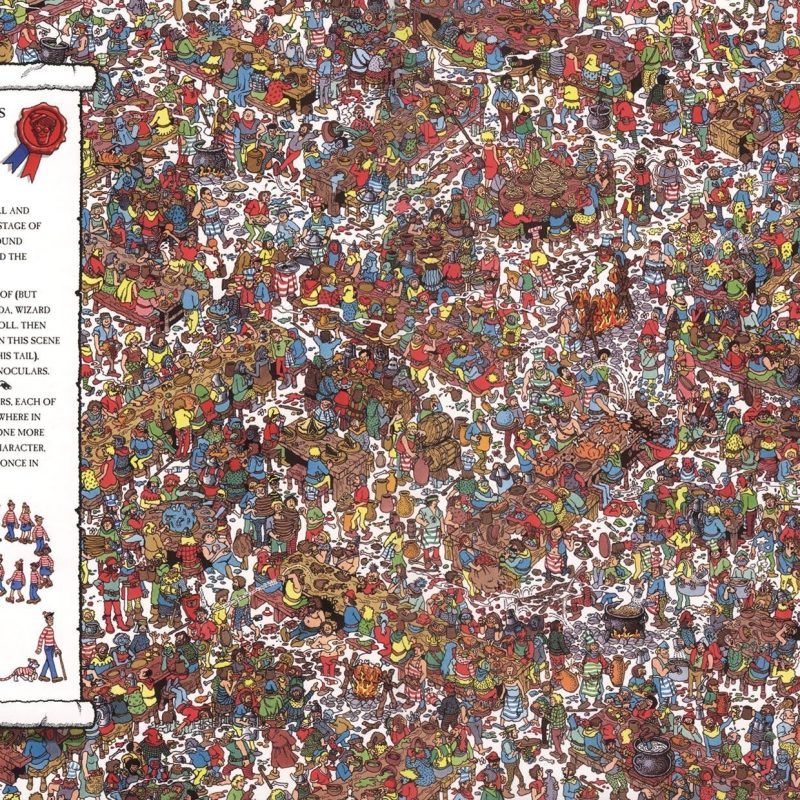 10 Best Where's Waldo Wallpaper 1920X1080 FULL HD 1080p For PC Background 2021 free download 4 wheres waldo hd wallpapers backgrounds wallpaper abyss all 800x800