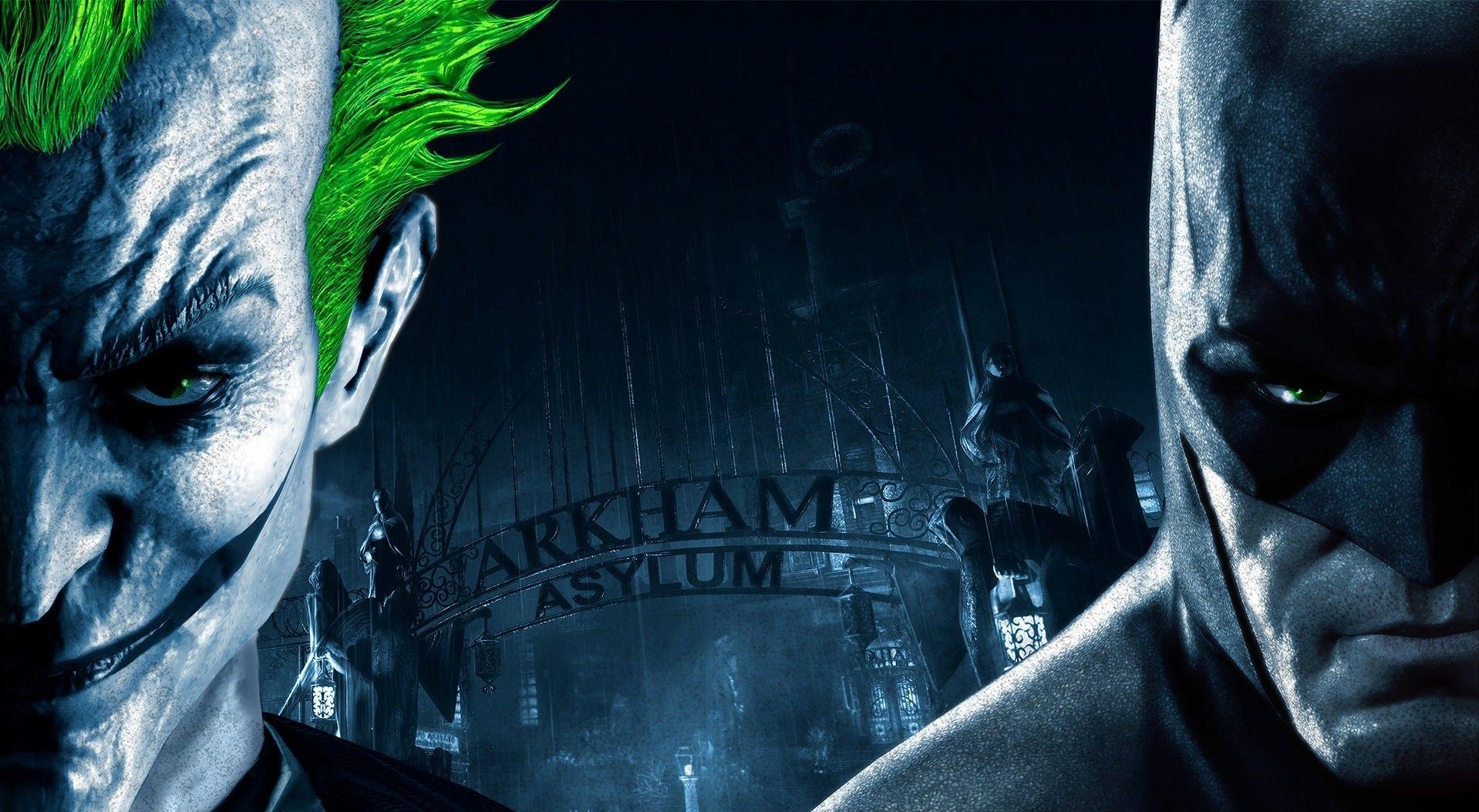 43 batman: arkham asylum hd wallpapers | background images