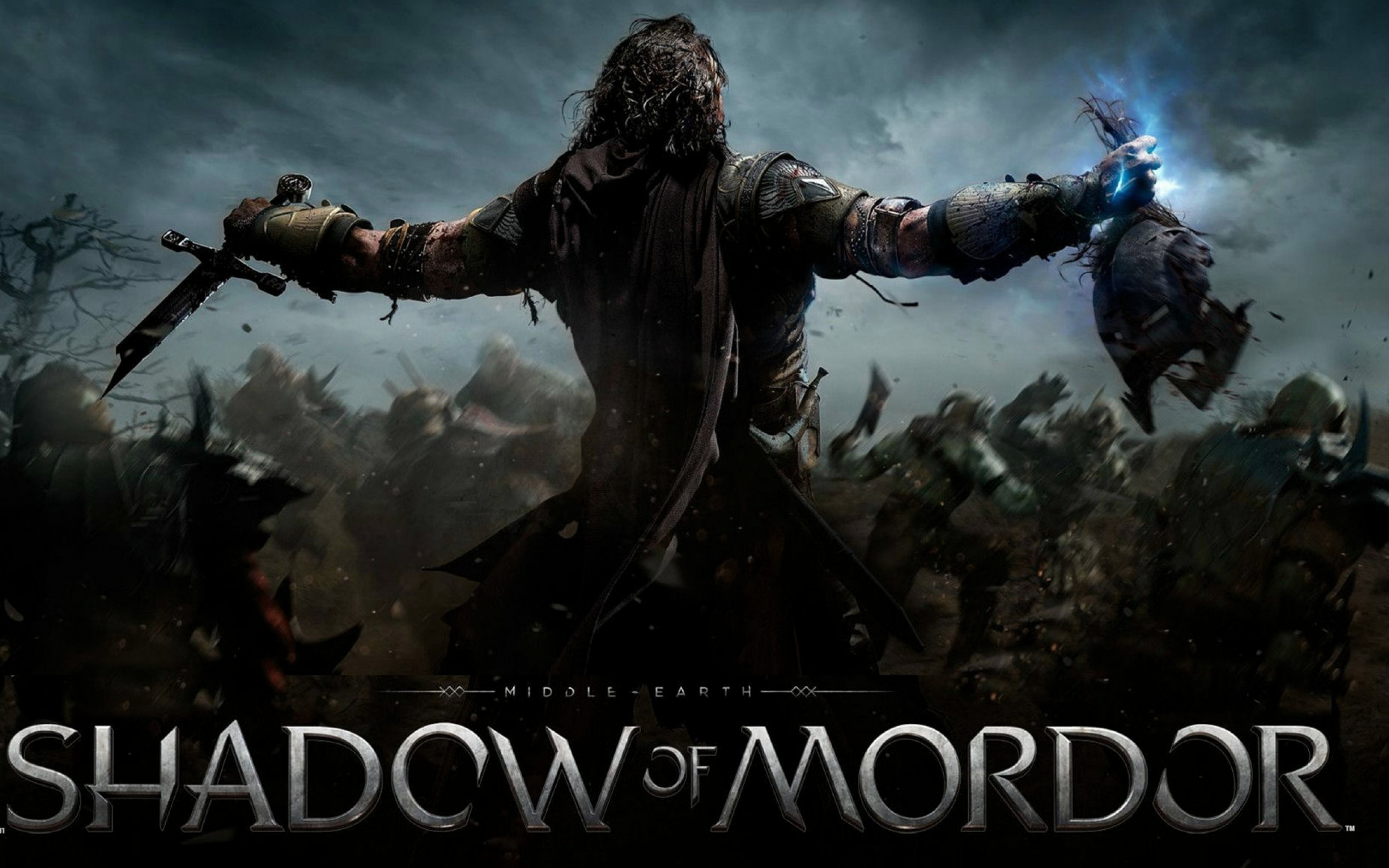 43+ shadow of mordor wallpapers