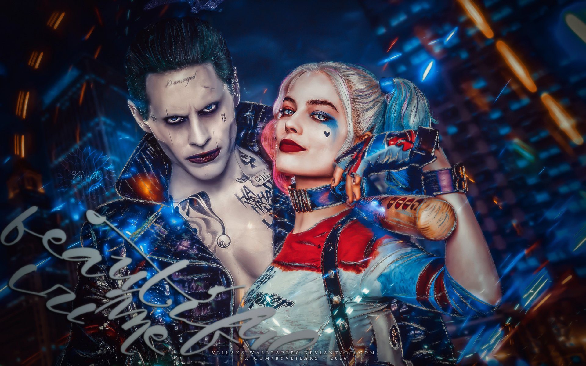 438 harley quinn hd wallpapers | hintergründe - wallpaper abyss