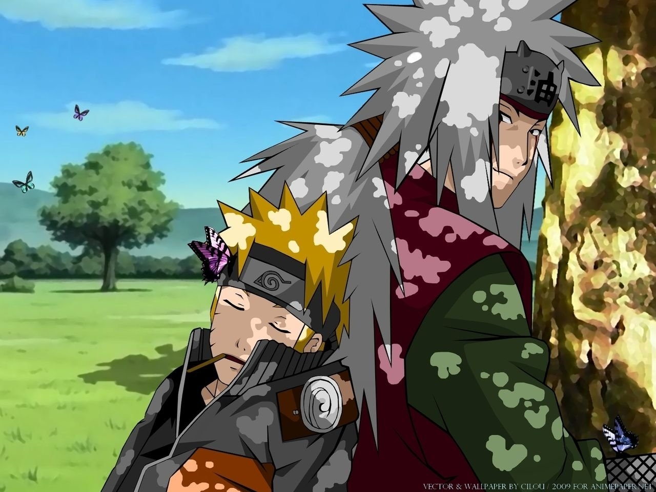 10 Latest Naruto And Jiraiya Wallpaper FULL HD 1080p For PC Desktop