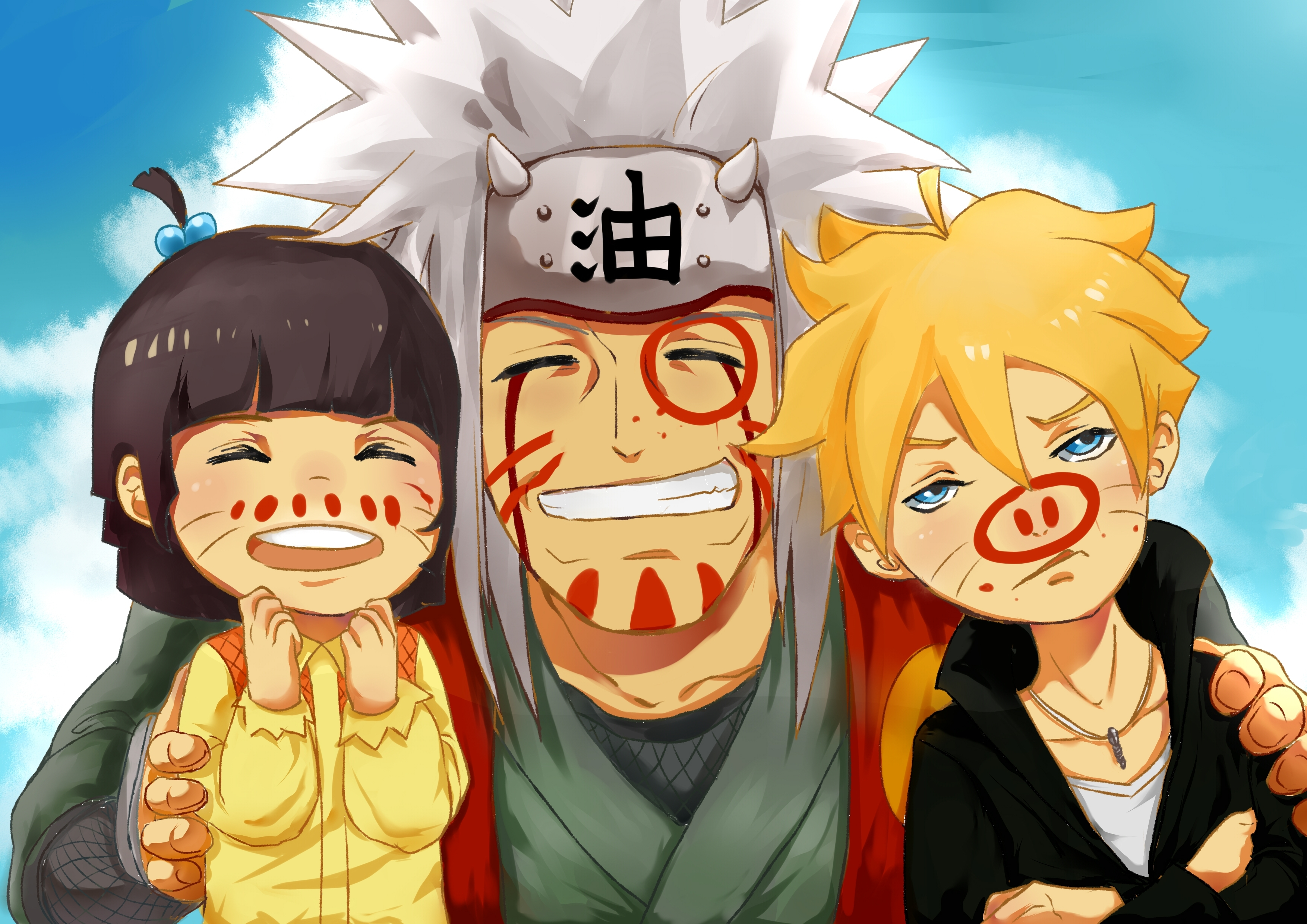 10 Latest Naruto And Jiraiya Wallpaper FULL HD 1080p For PC Desktop 2020