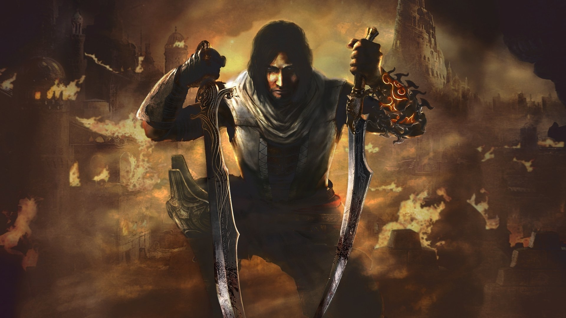 44 prince of persia hd wallpapers | background images - wallpaper abyss