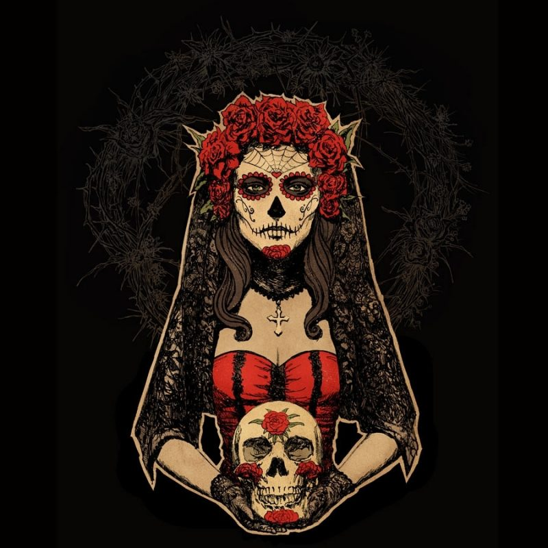 10 Most Popular Day Of The Dead Wallpapers FULL HD 1920×1080 For PC Desktop 2018 free download 45 day of the dead wallpapers 800x800