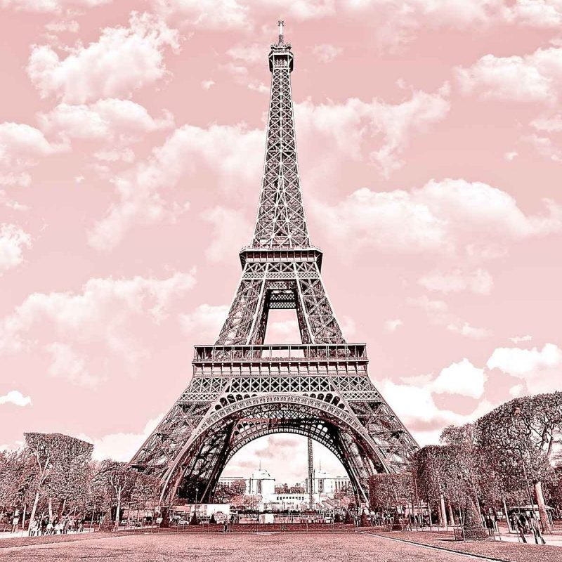 10 New Pink Eiffel Tower Wallpaper FULL HD 1920×1080 For PC Desktop 2018 free download 45 paris eiffel tower wallpaper 800x800