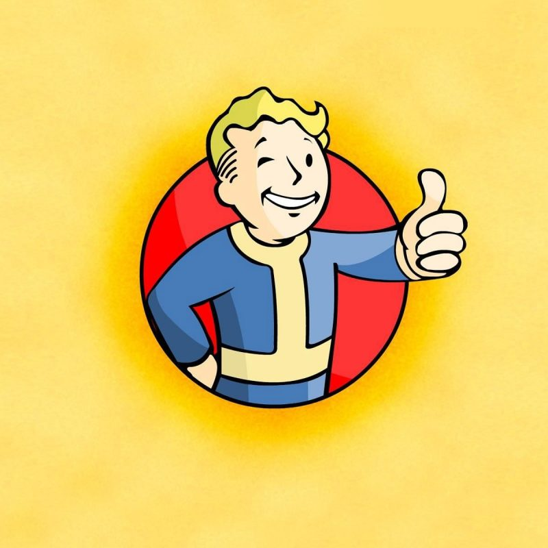 10 Most Popular Fallout Wallpaper Vault Boy FULL HD 1080p For PC Background 2018 free download 45 vault boy wallpapers 1 800x800