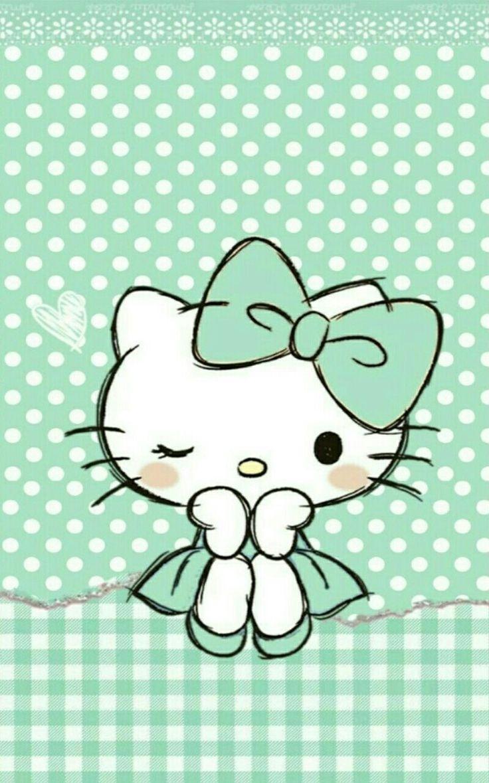 454 best hello kitty wallpaper images on pinterest | hello kitty