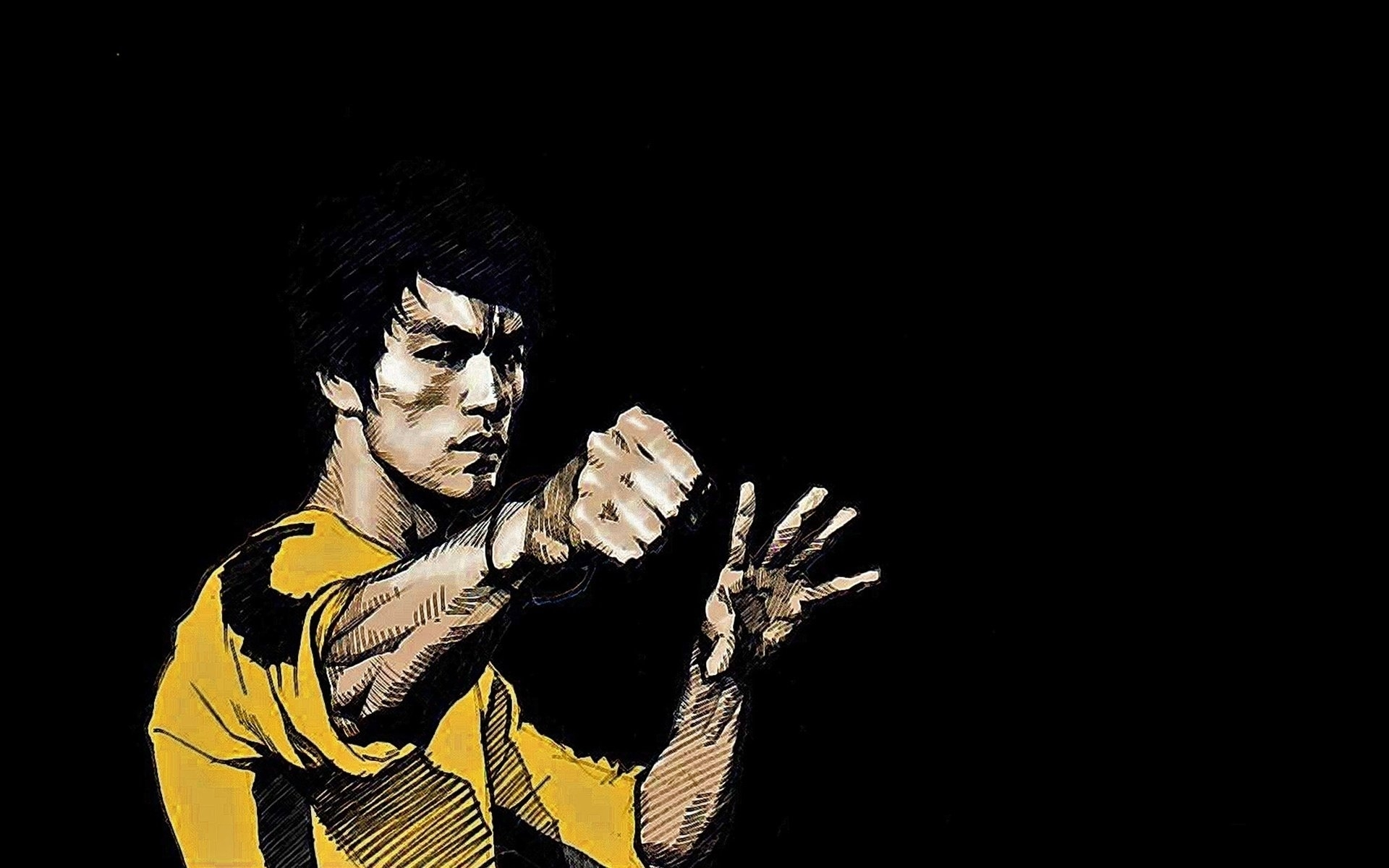 46 bruce lee hd wallpapers | background images - wallpaper abyss