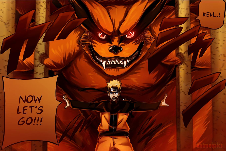 10 Best Naruto Nine Tails Hd Wallpaper FULL HD 1920×1080 ...