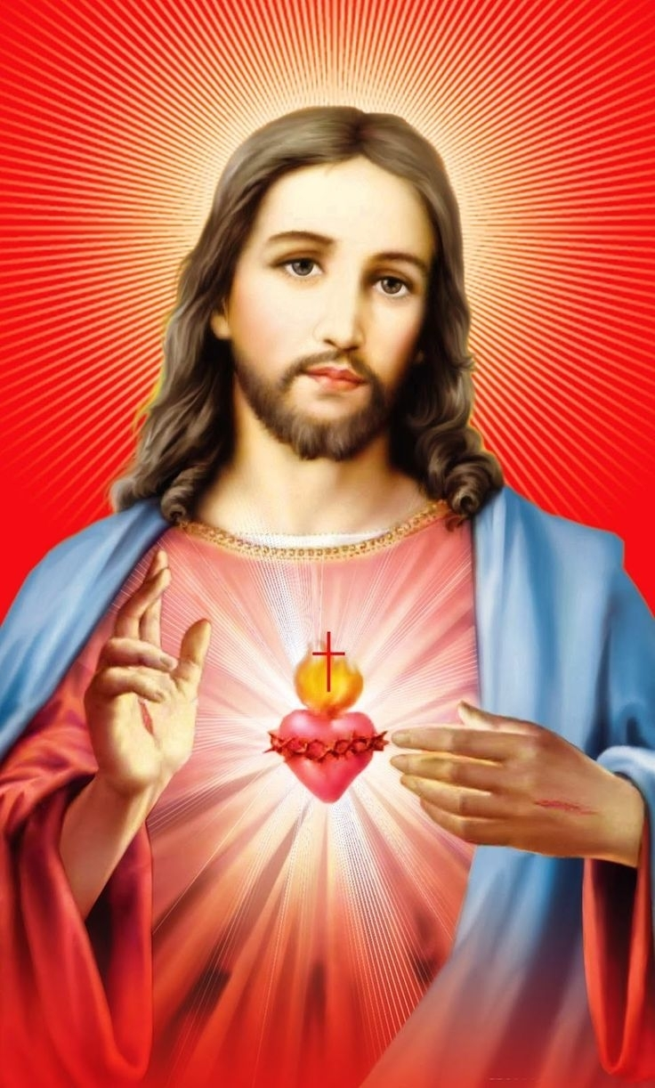 467 best sacred heart of jesus images on pinterest | sacred heart