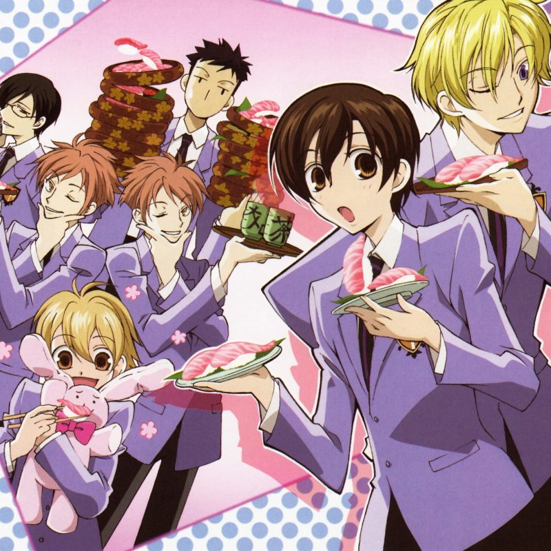 10 Top Ouran Highschool Host Club Wallpaper FULL HD 1920×1080 For PC Desktop 2018 free download 47 ouran high school host club hd wallpapers background images 800x800