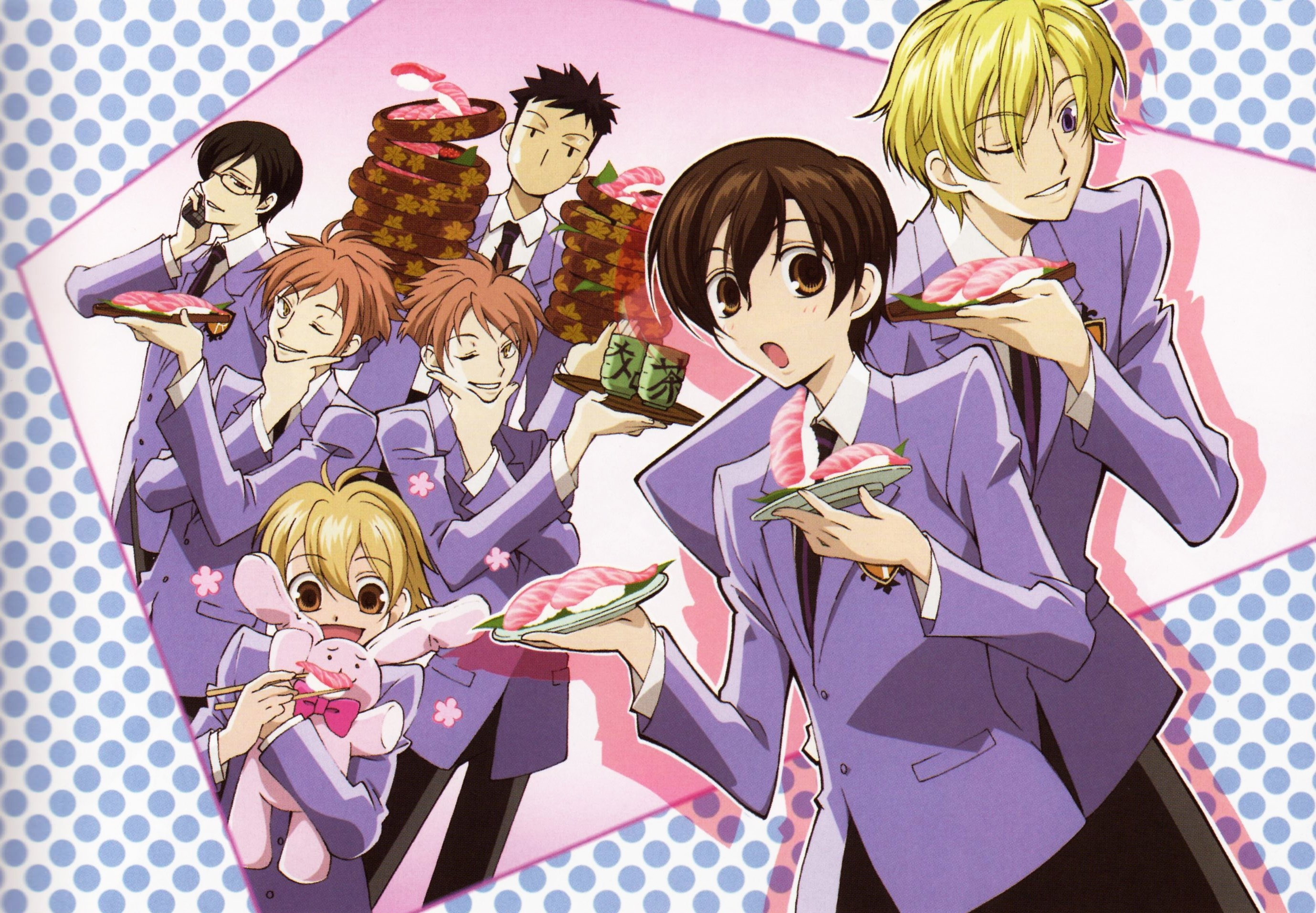 47 ouran high school host club hd wallpapers | background images