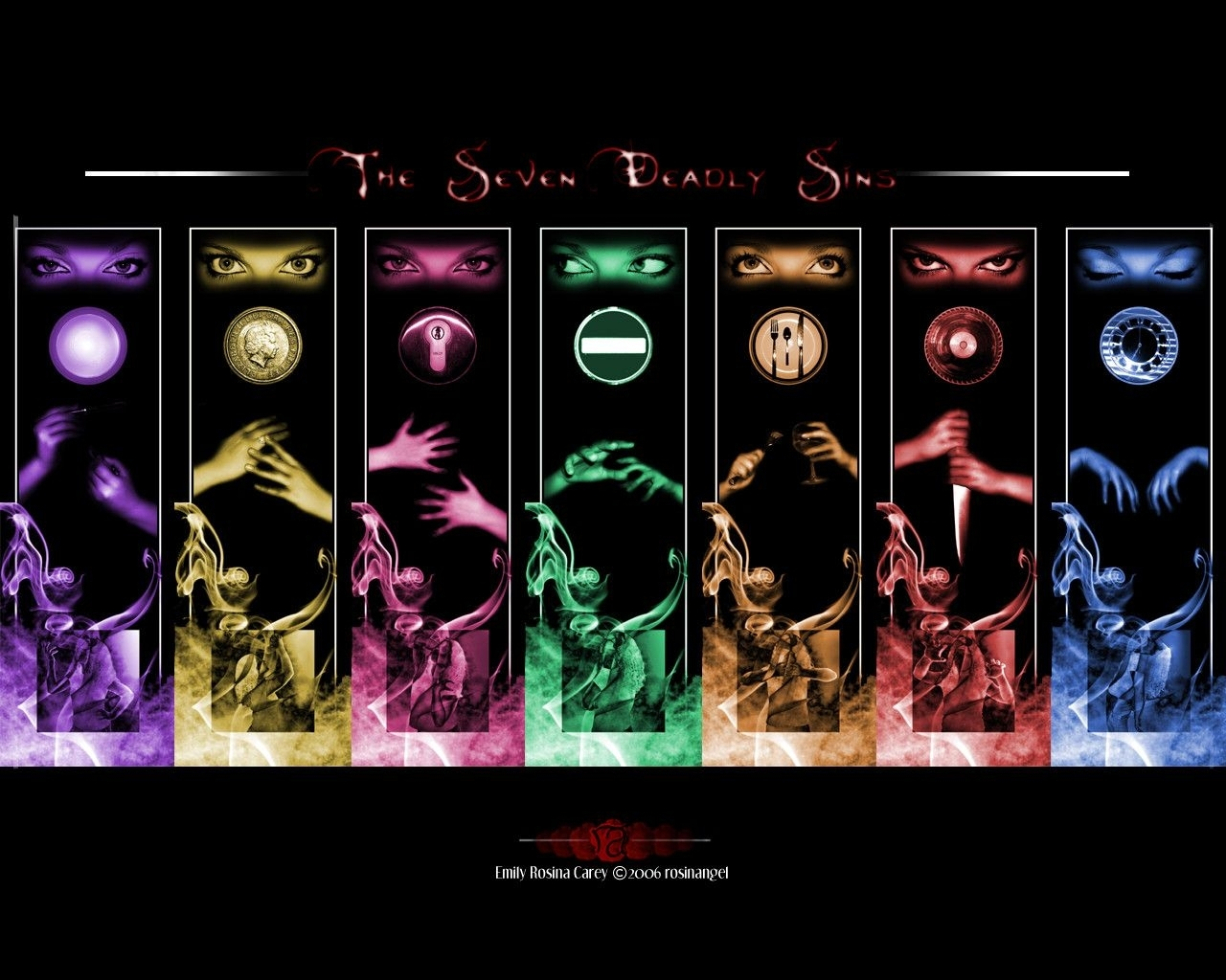 10 Best Seven Deadly Sins Wallpapers FULL HD 1080p For PC