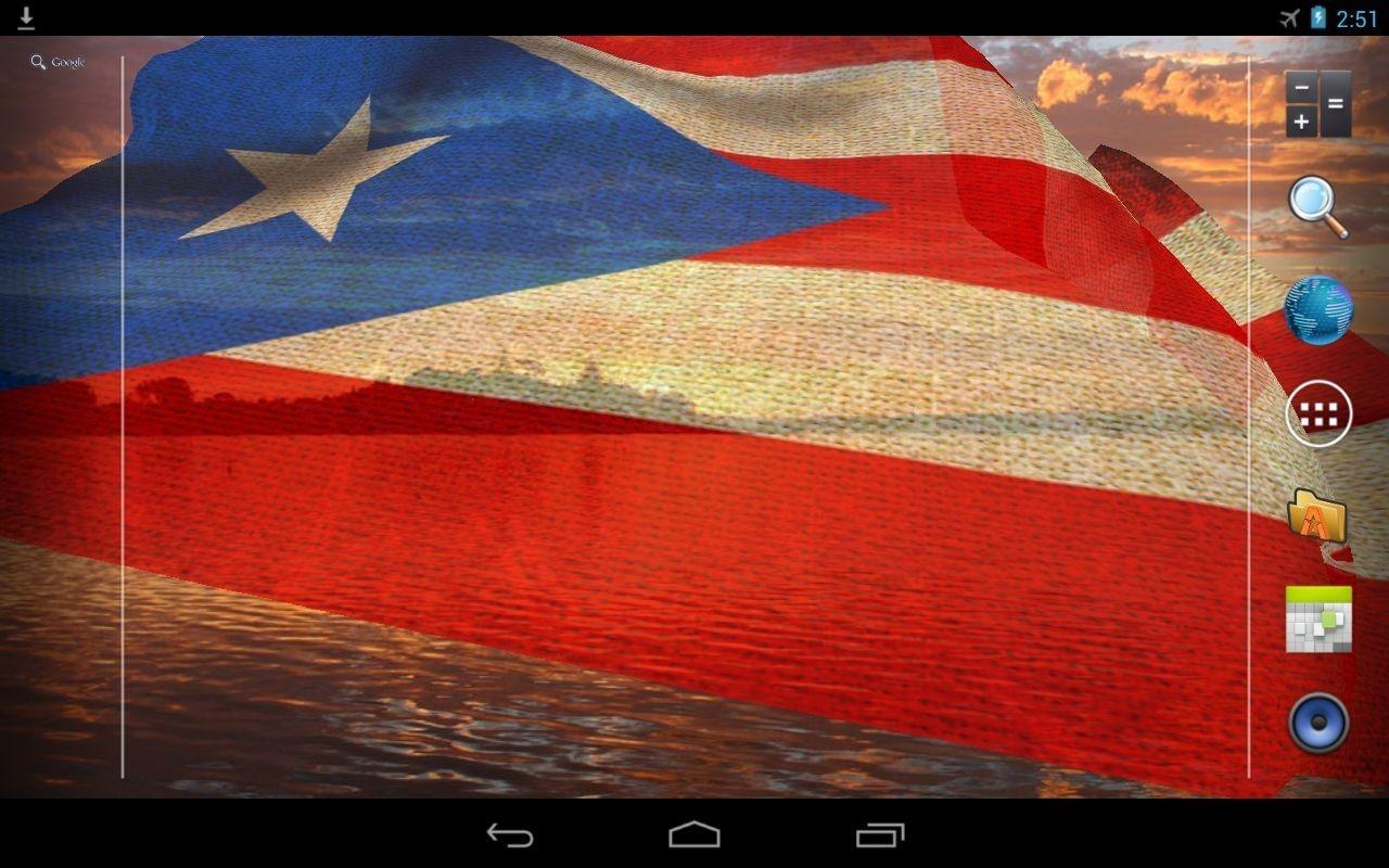 48+ puerto rico flag wallpaper