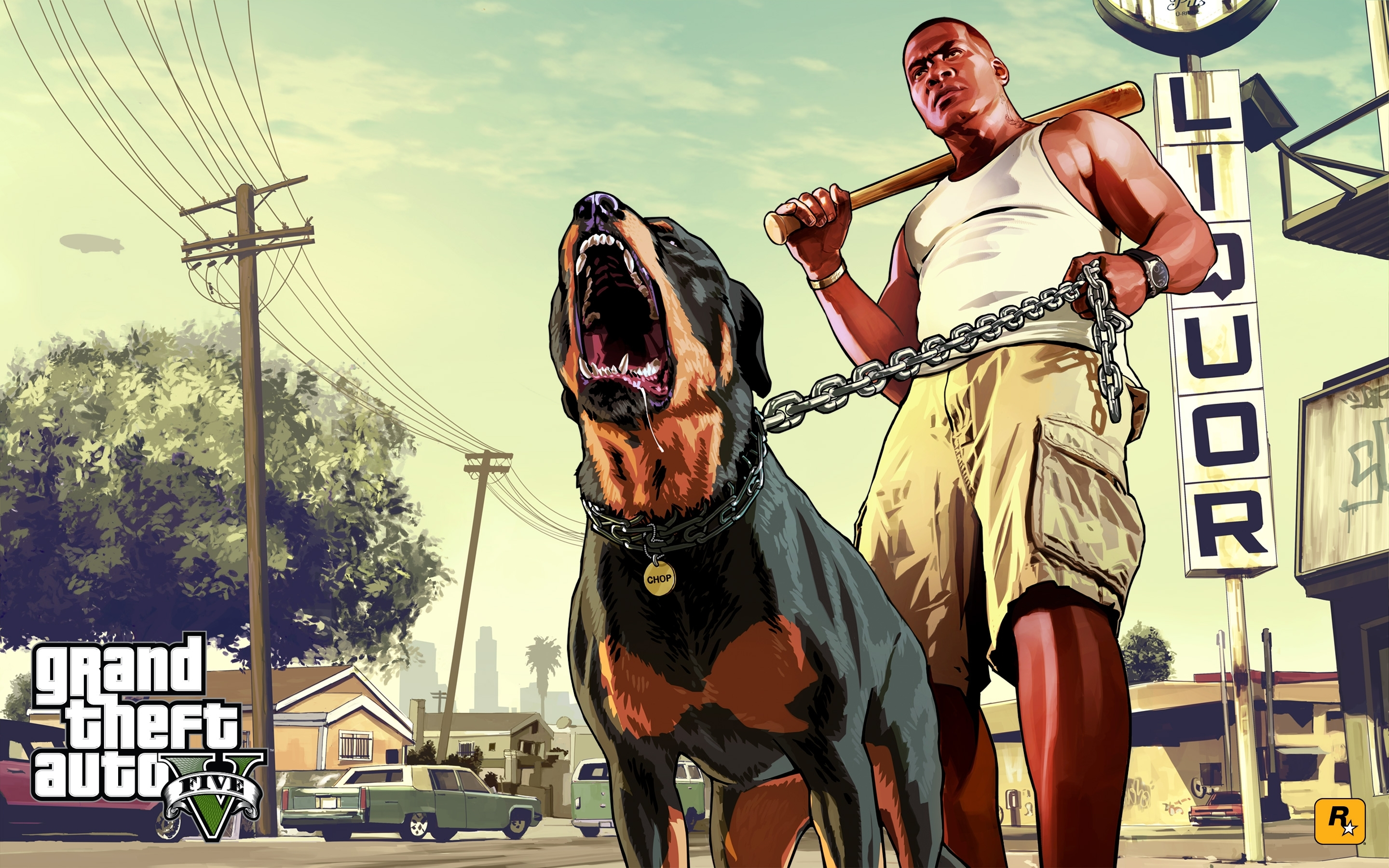 484 grand theft auto v hd wallpapers | background images - wallpaper