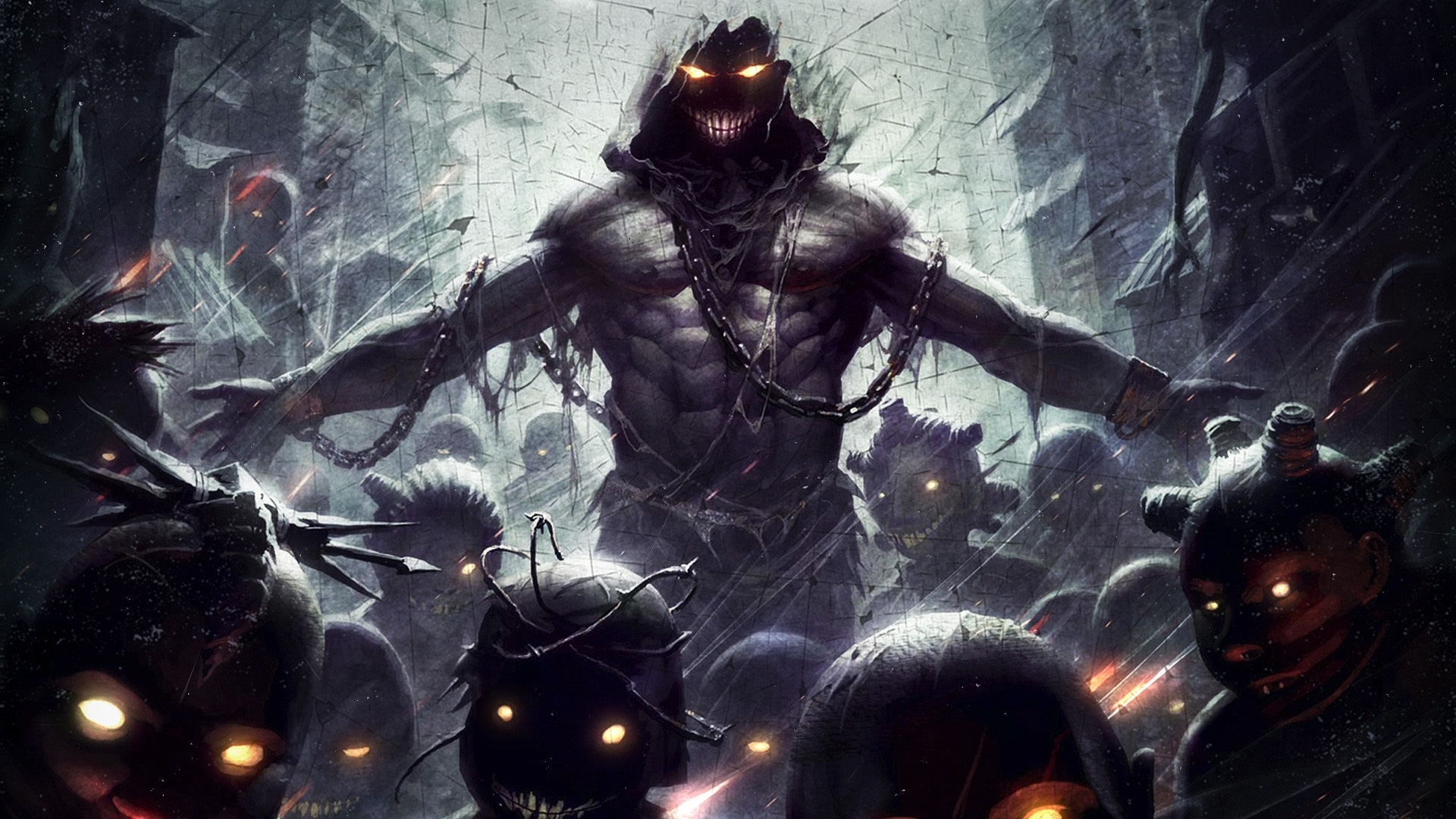 49 disturbed hd wallpapers | background images - wallpaper abyss