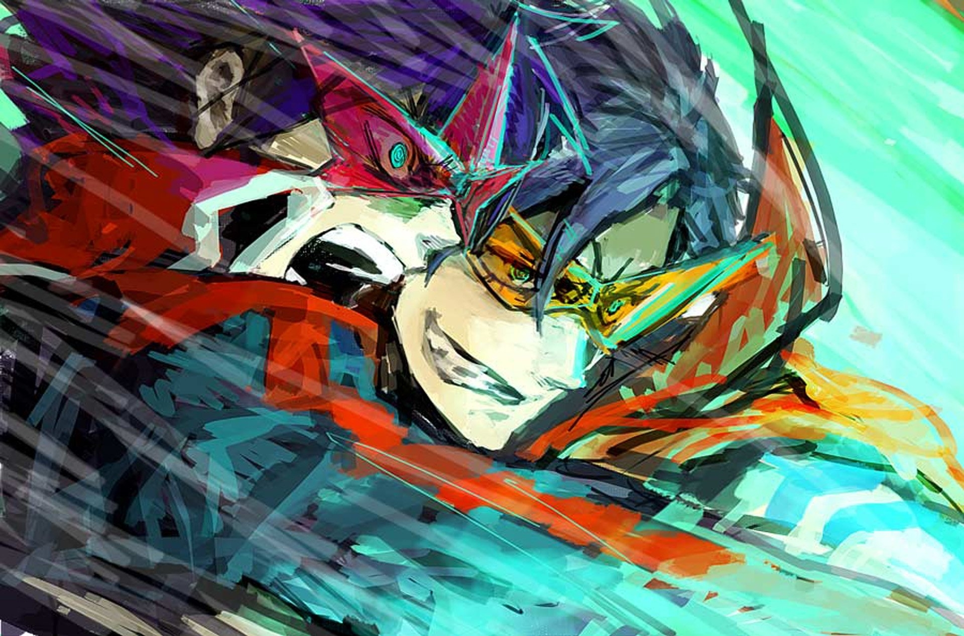 494 tengen toppa gurren lagann hd wallpapers | background images