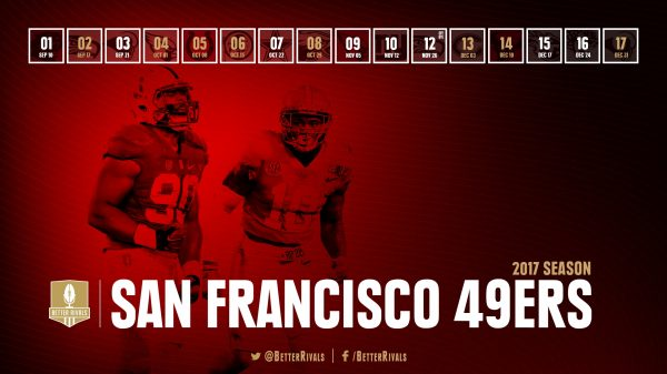10 New 49Ers 2017 Schedule Wallpaper FULL HD 1920×1080 For PC Background