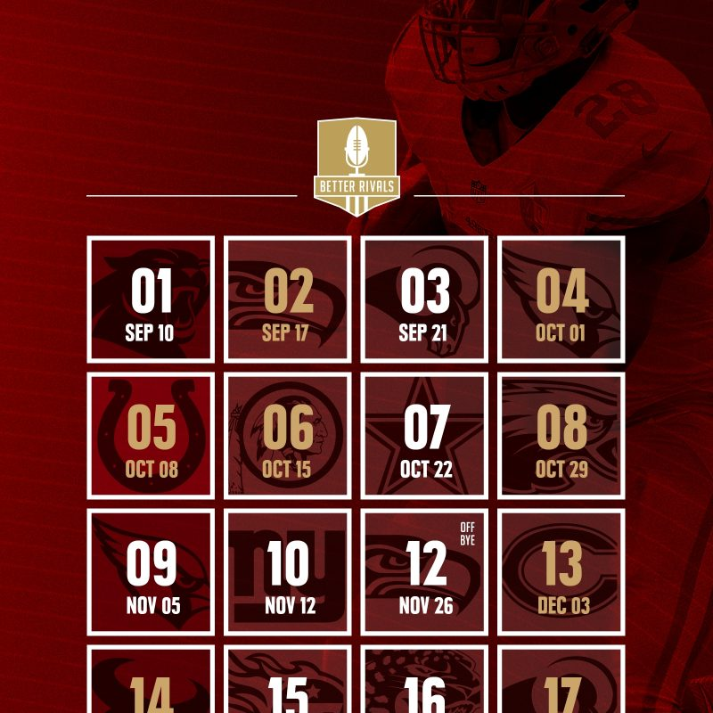 10 New 49Ers 2017 Schedule Wallpaper FULL HD 1920×1080 For PC Background 2018 free download 49ers 2017 schedule wallpapers for iphone android desktop niners 3 800x800