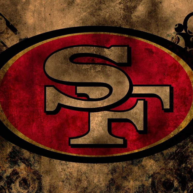 10 Top San Francisco 49Ers Desktop Wallpaper FULL HD 1920×1080 For PC Background 2020 free download 49ers logo wallpapers wallpaper cave 1 800x800