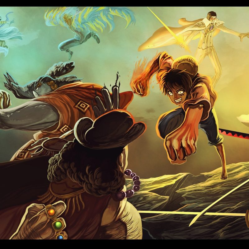 10 Latest One Piece 4K Wallpaper FULL HD 1080p For PC