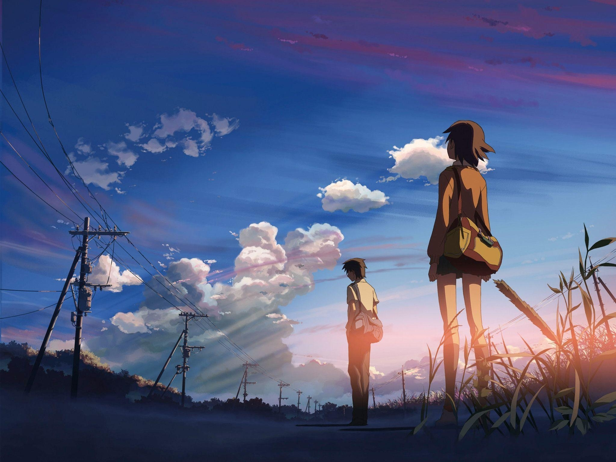 5 centimeters per second wallpapers - wallpaper cave