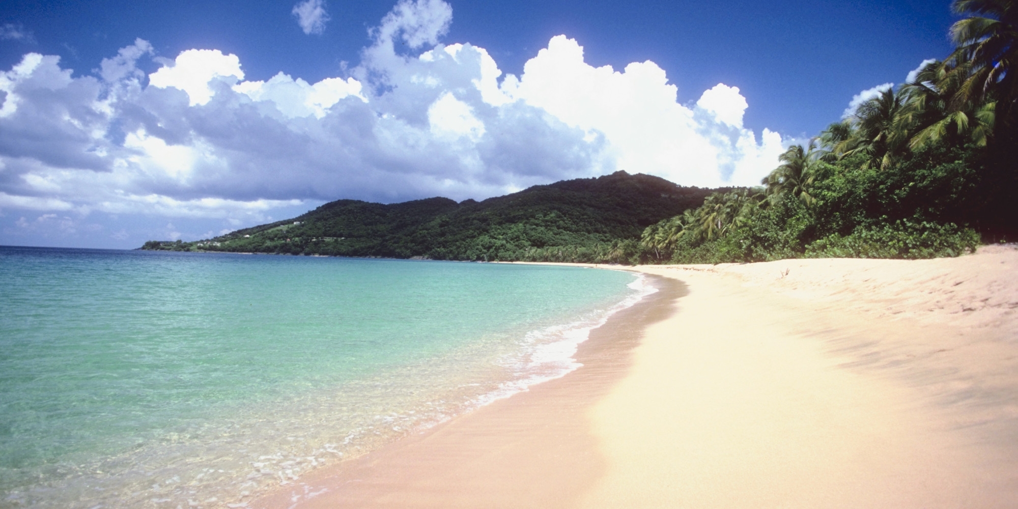 5 exotic beaches you can visit without a u.s. passport | huffpost