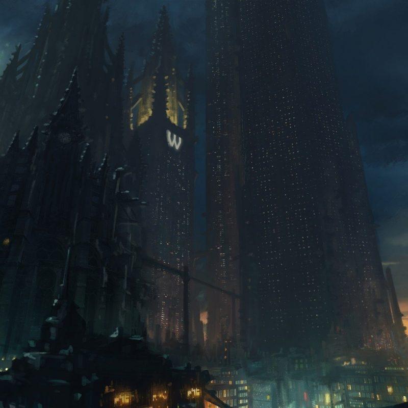 10 Most Popular Gotham City Hd Wallpaper FULL HD 1080p For PC Background 2021 free download 5 gotham city hd wallpapers background images wallpaper abyss 1 800x800