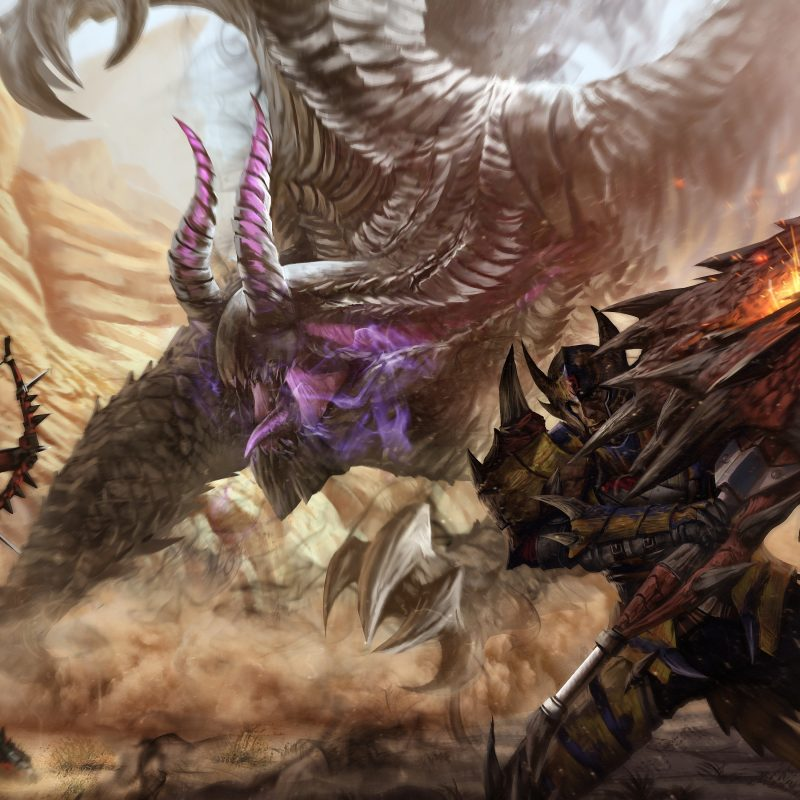 10 Best Monster Hunter 4 Wallpaper FULL HD 1080p For PC Desktop 2020 free download 5 monster hunter 4 ultimate fonds decran hd arriere plans 800x800