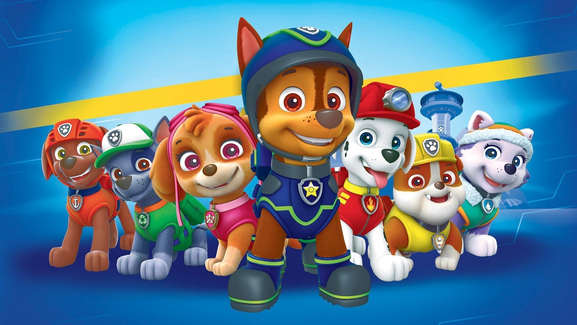 5 paw patrol hd wallpapers | background images - wallpaper abyss